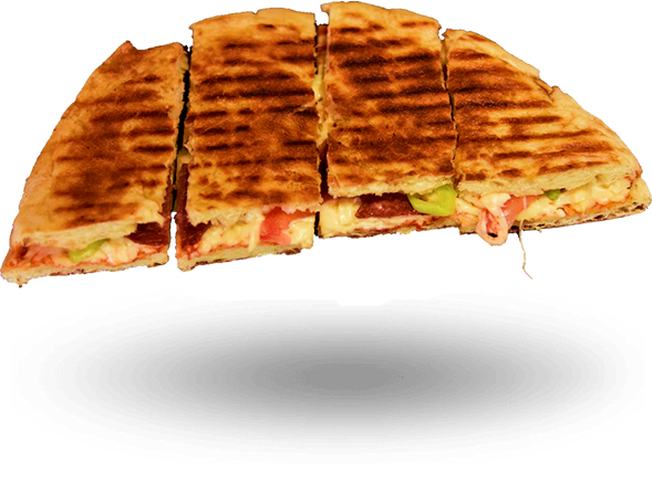 bazlama tost